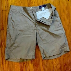 Vineyard tan shorts